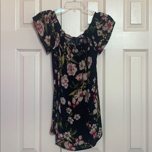 Gg the should floral dress